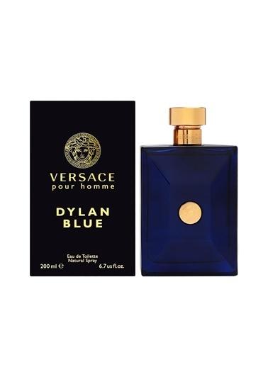 Versace  Dylan Blue Edt 200Ml Erkek Parfüm Renksiz